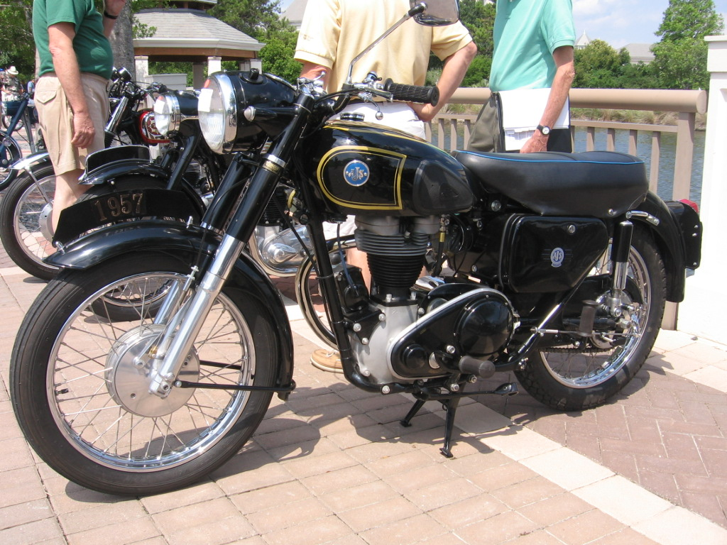 AJS Model 16 350 MS 1967 wallpapers #136438