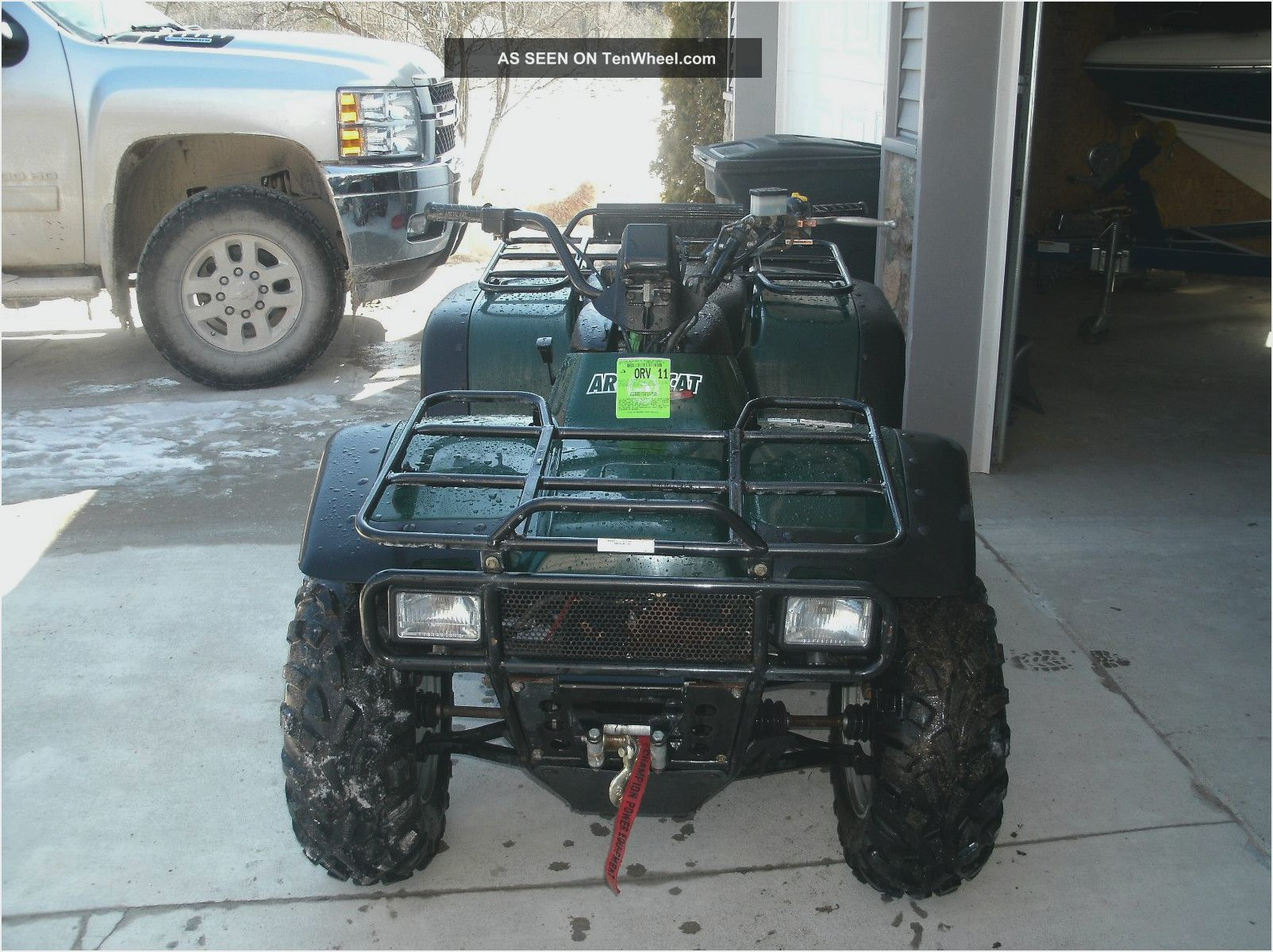 Arctic Cat 250 images #93054