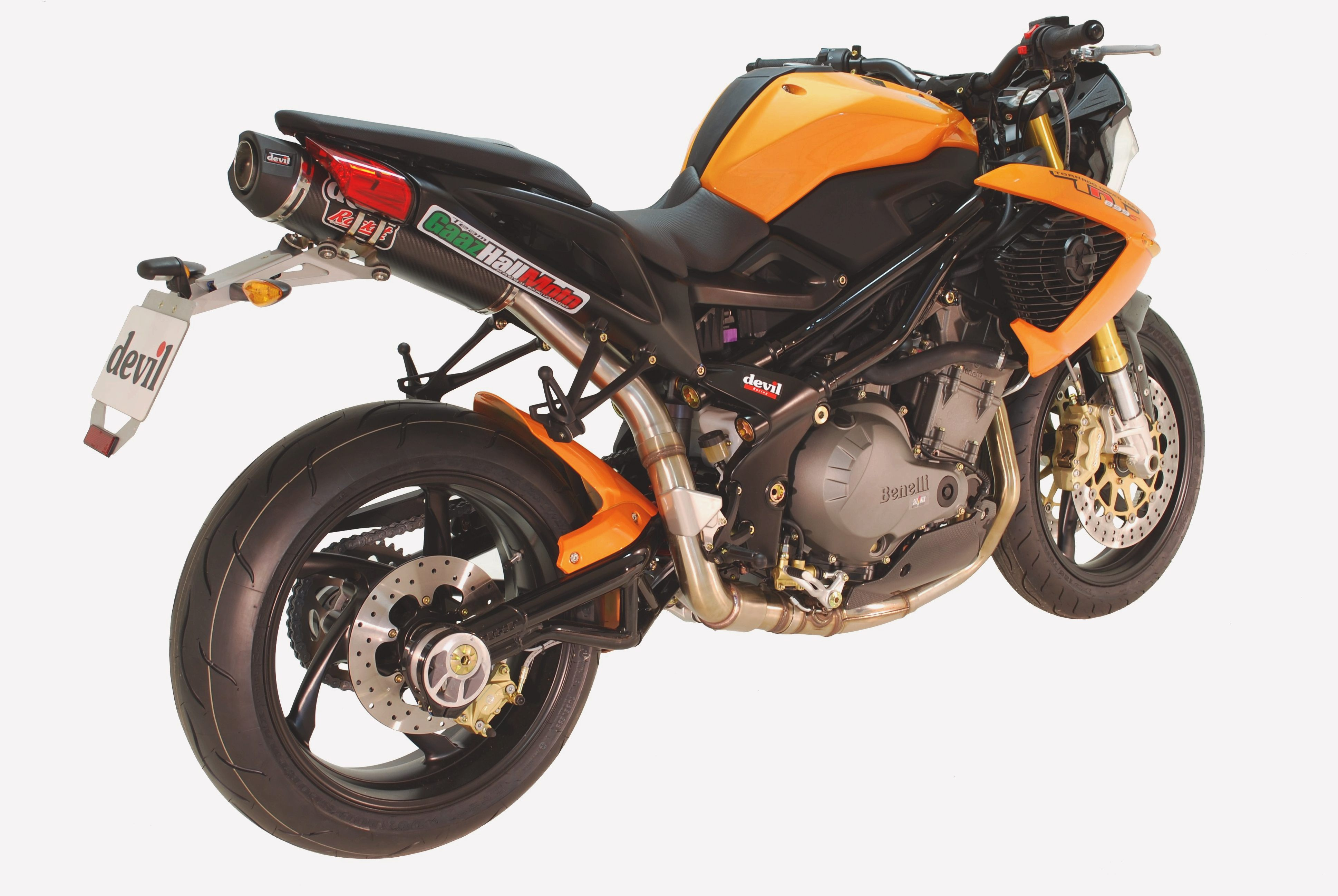 Benelli TnT 899 s 2008 wallpapers #132876