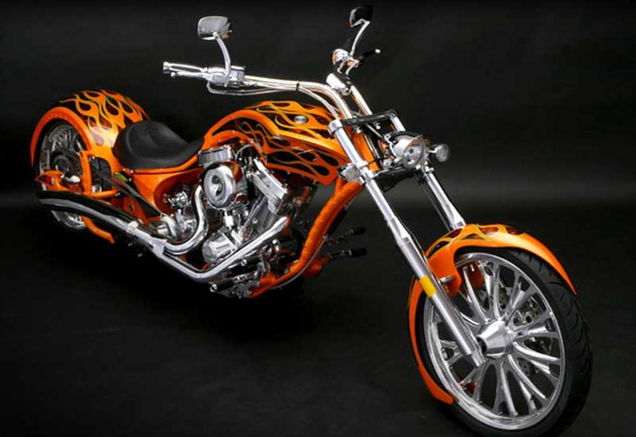 Big Bear Choppers Sled ProStreet 100 EFI 2009 wallpapers #136538