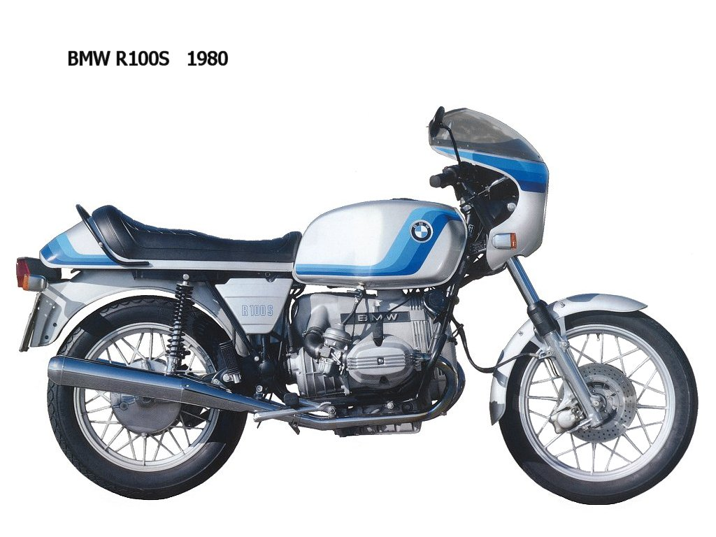 BMW R100CS images #12552