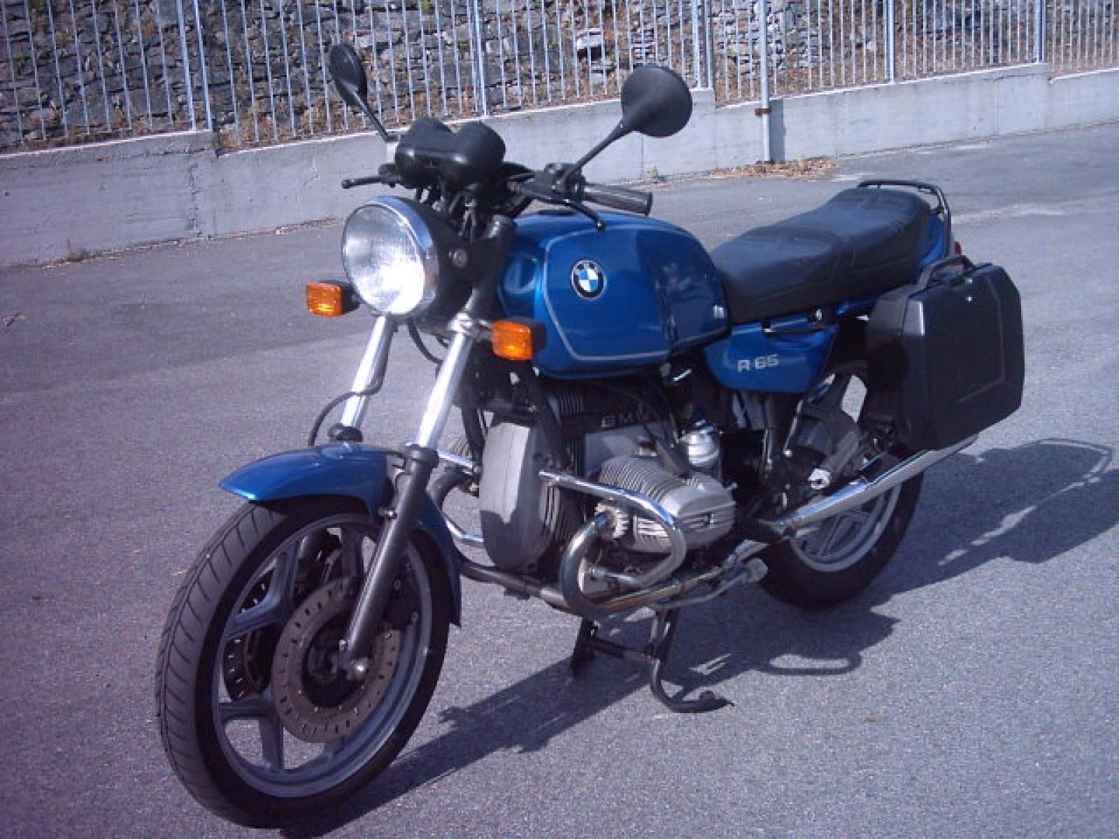 BMW R65 (reduced effect) images #14536
