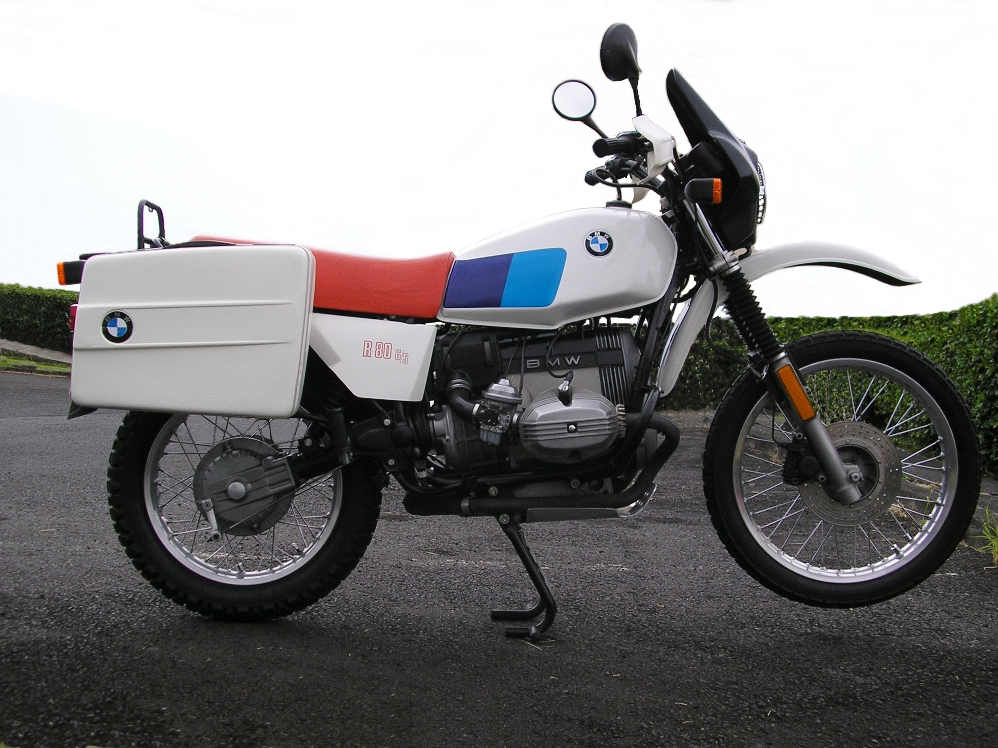 BMW R80GS 1989 images #6009