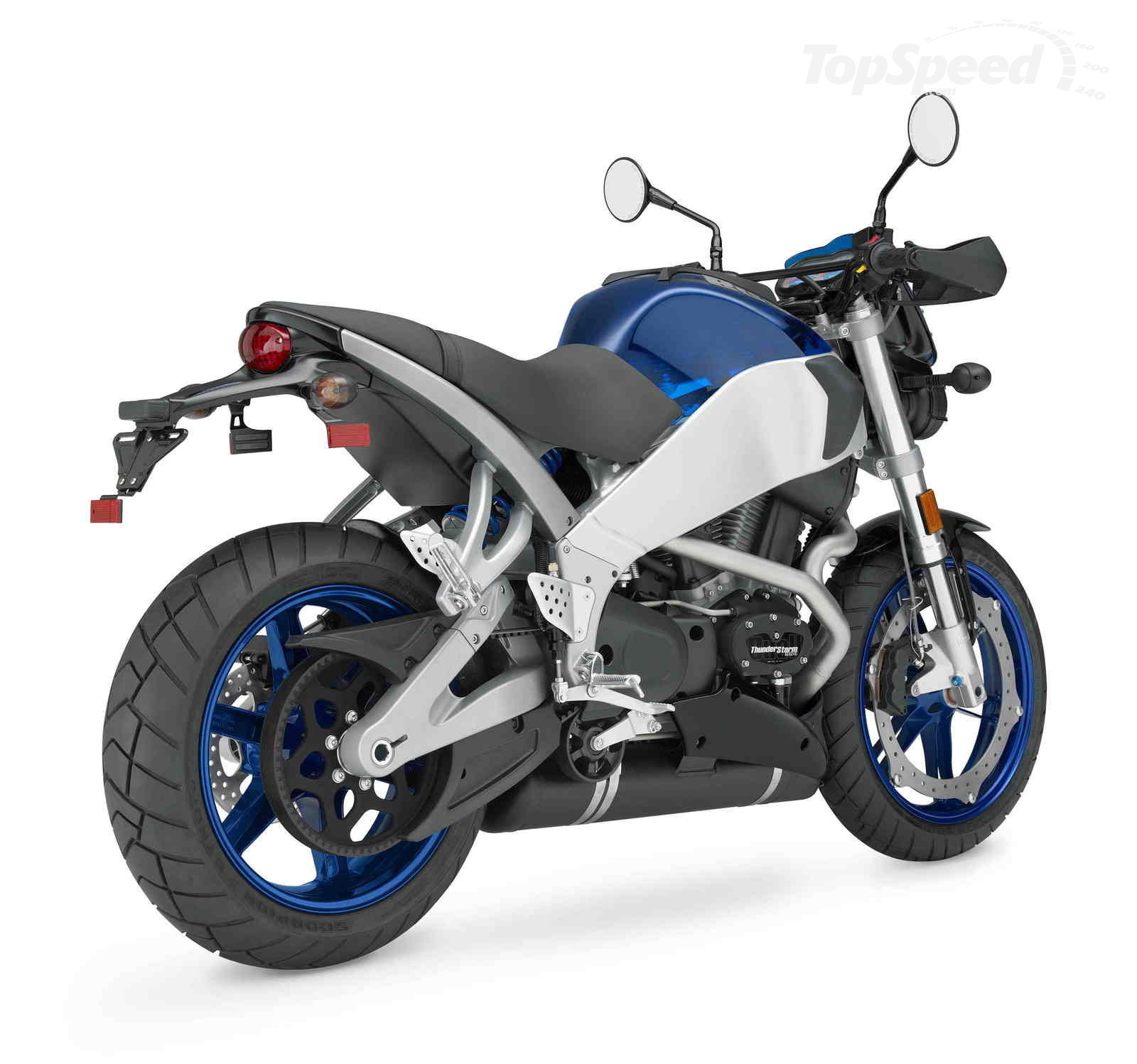 Buell Lightning CityX XB9SX 2008 wallpapers #137729