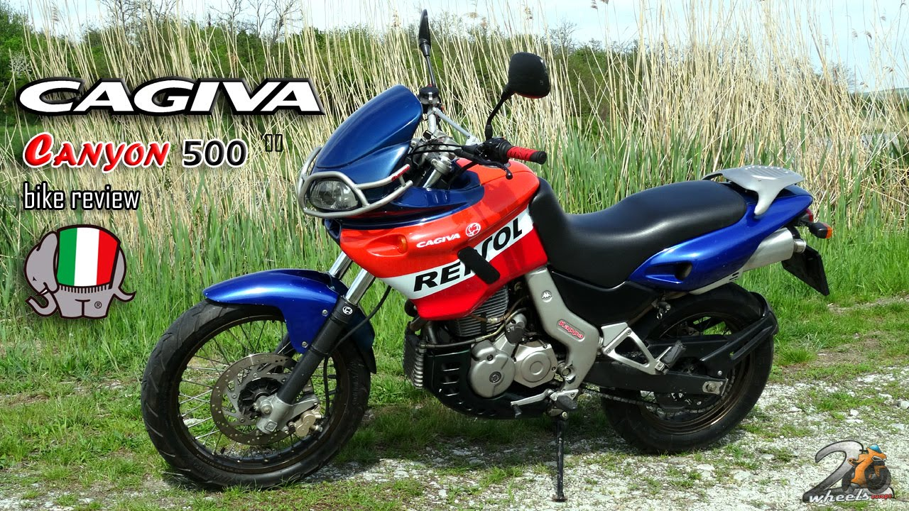 Cagiva Canyon 600 images #94242