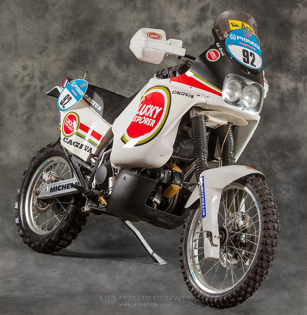 Cagiva SX 350 1979 images #66615