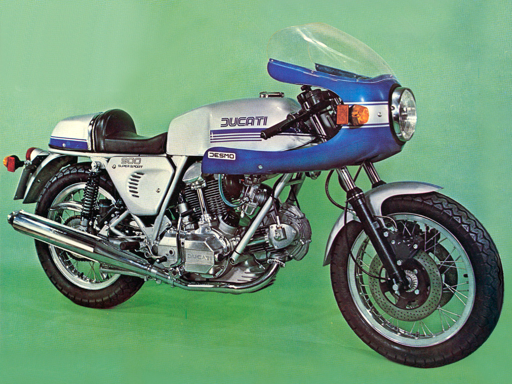 Ducati 900 SS 1978 wallpapers #10464
