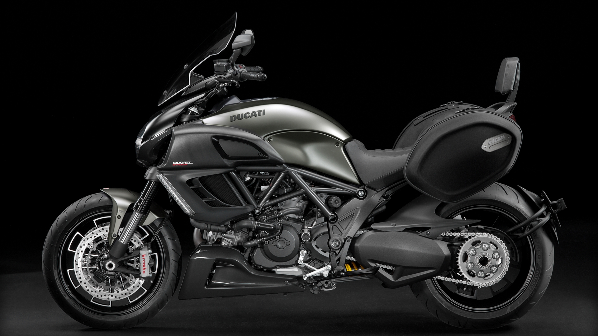 Ducati Diavel Strada 2013 wallpapers #12750