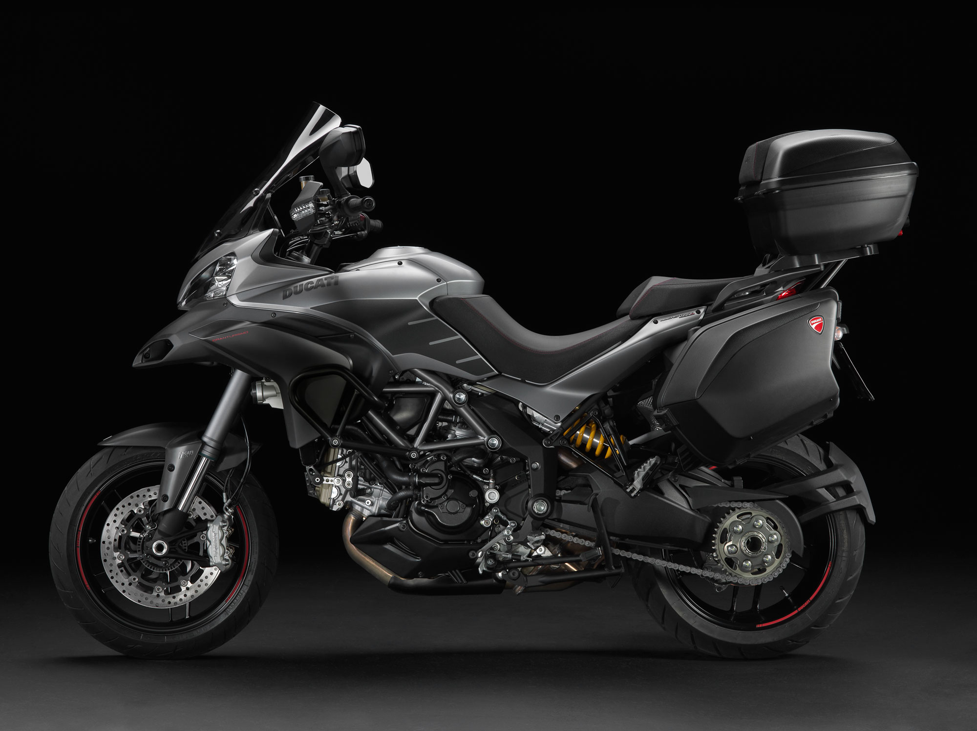 Ducati Multistrada 1200 S Granturismo wallpapers #148341