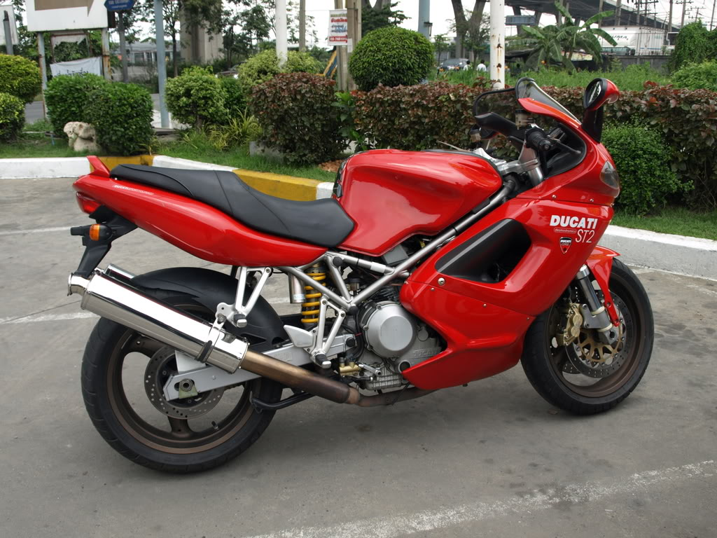 Ducati ST2 2001 wallpapers #11656