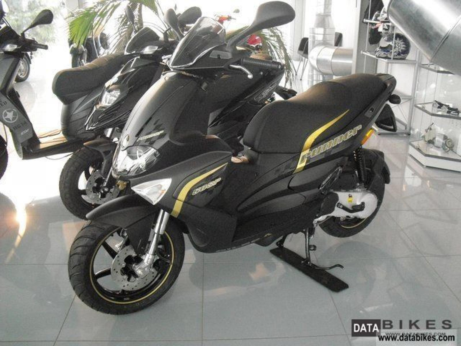 Gilera Runner 50 Black Soul images #76486