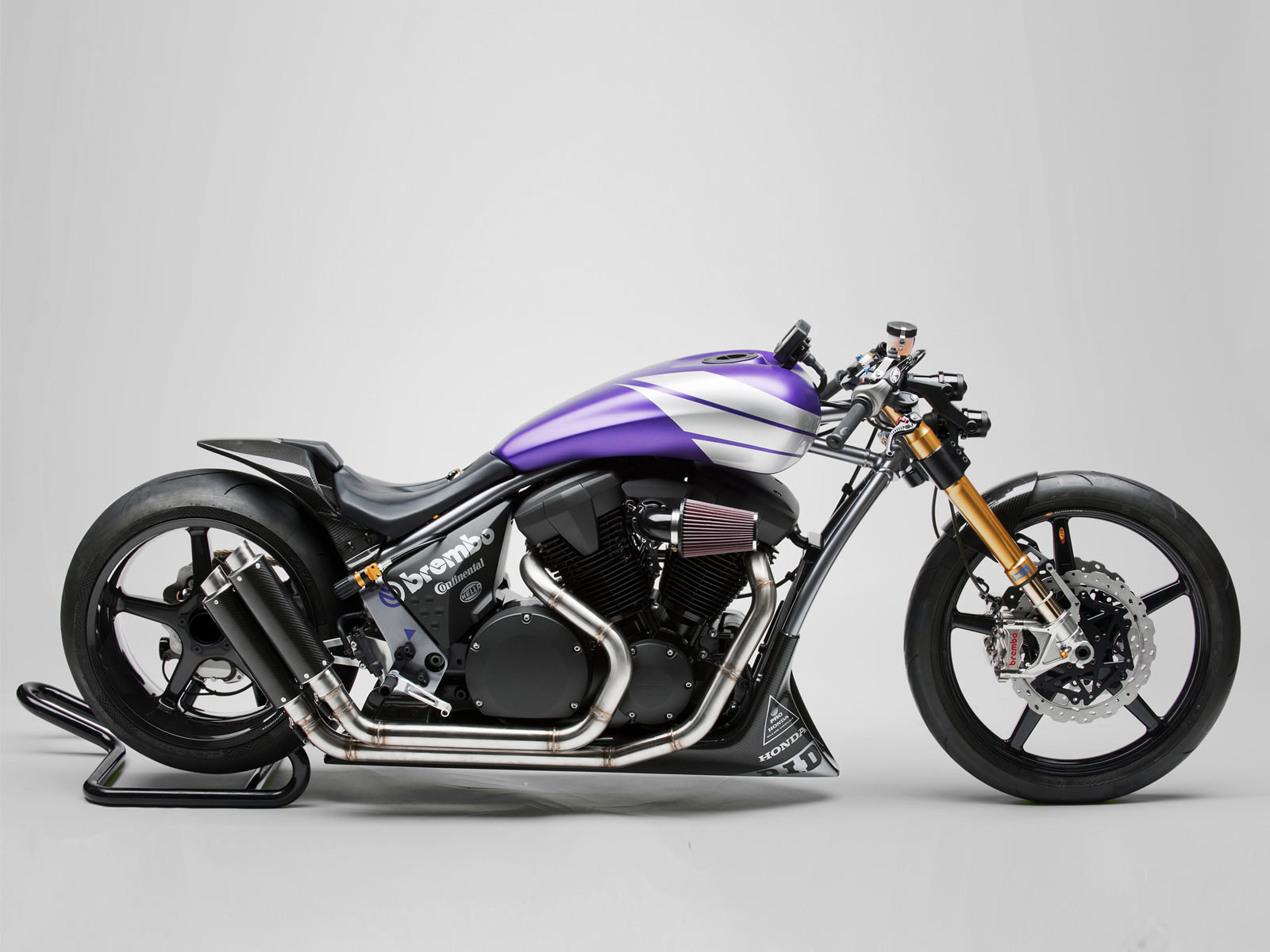 Honda Sabre Switchblade Concept wallpapers #142193