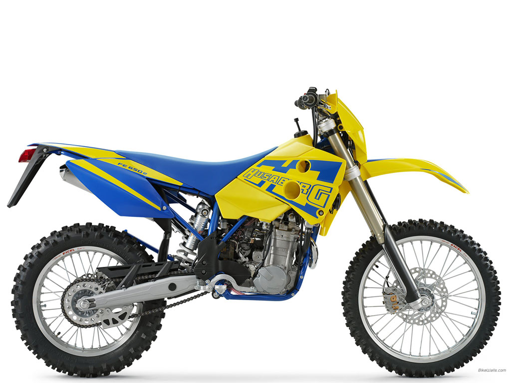 Husaberg FE 650 E 2005 wallpapers #137431