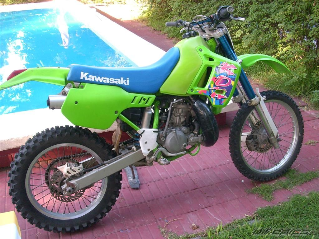 Kawasaki KMX 200 1987 wallpapers #142691