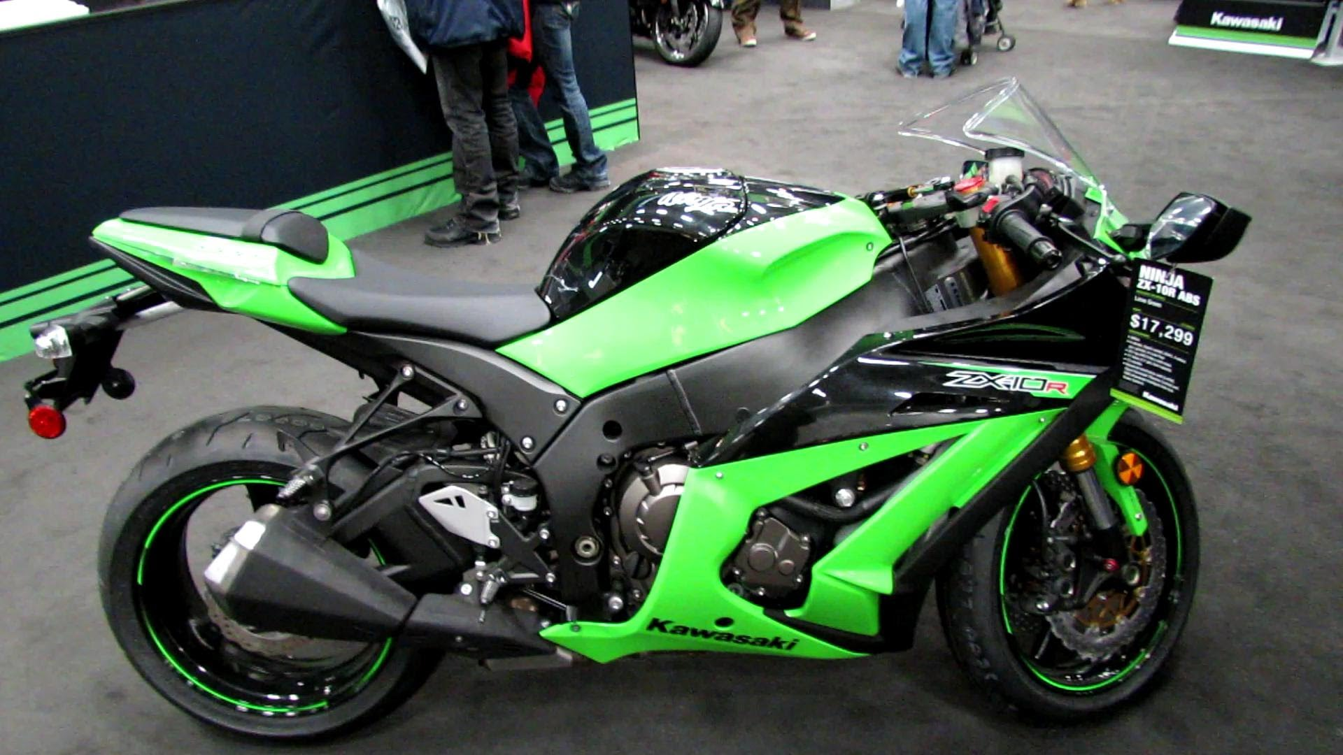 2013 Kawasaki Ninja Zx 10 R Pics Specs And Information