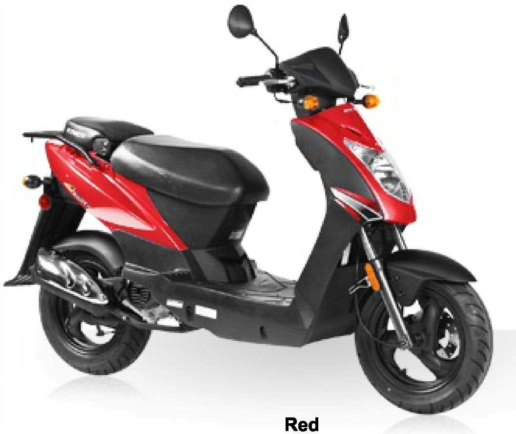 Kymco Agility 50 2007 images #100889