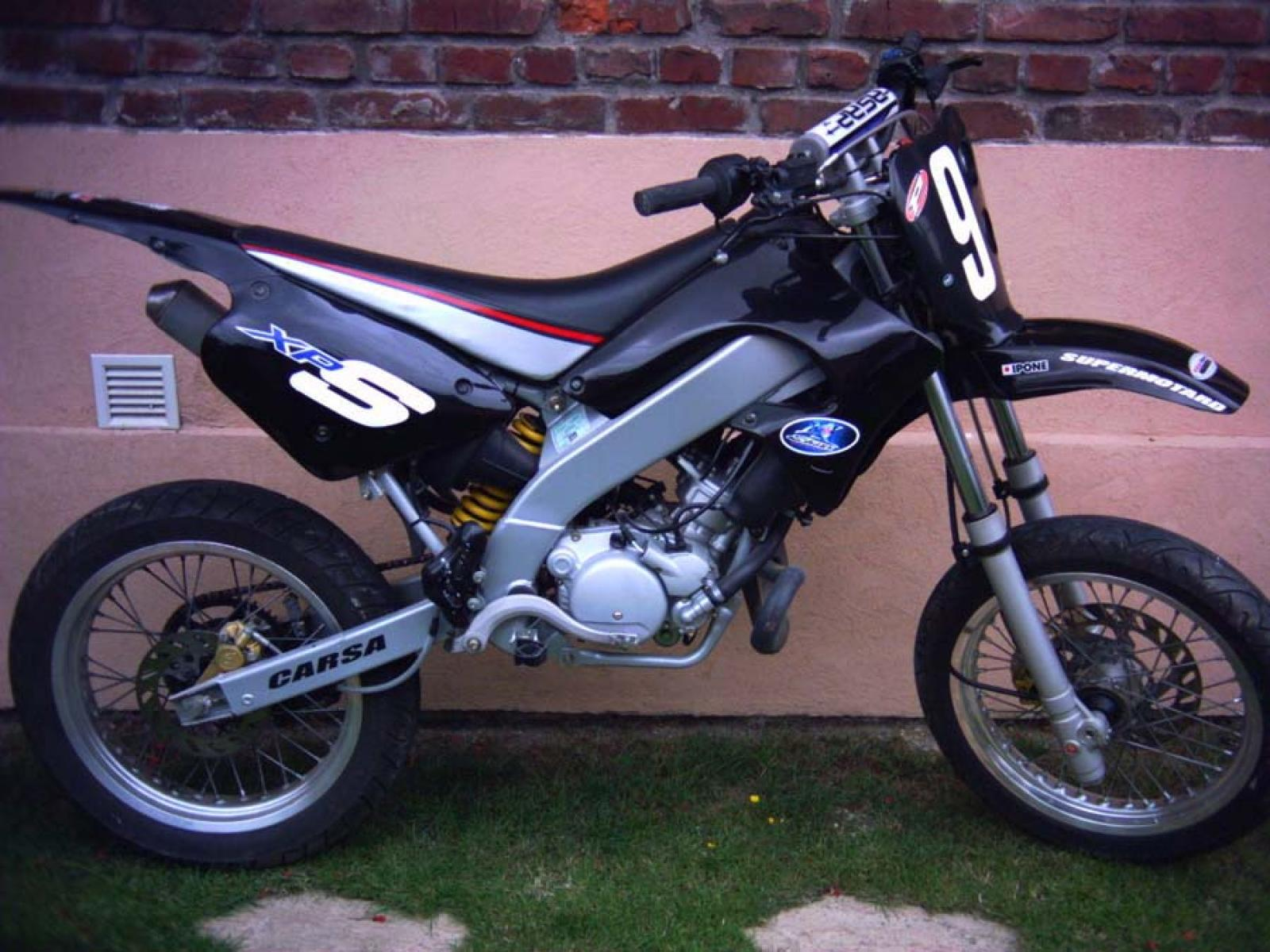Peugeot XP6 50 Supermotard 2006 images #120121