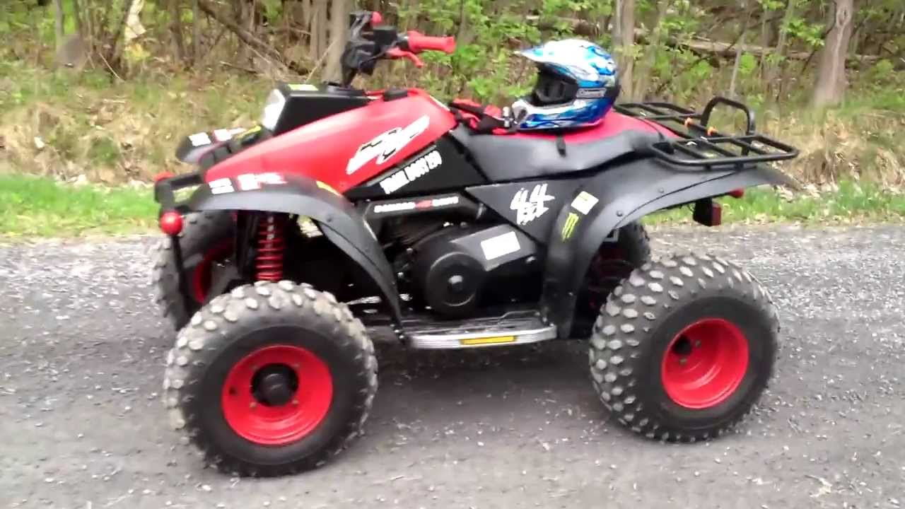 Polaris Trail Boss 325 2001 images #121411