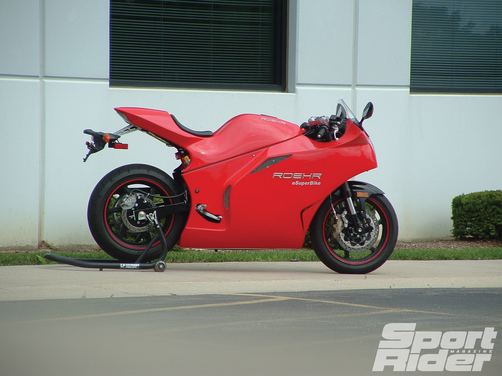 Roehr eSuperSport 2011 wallpapers #140908