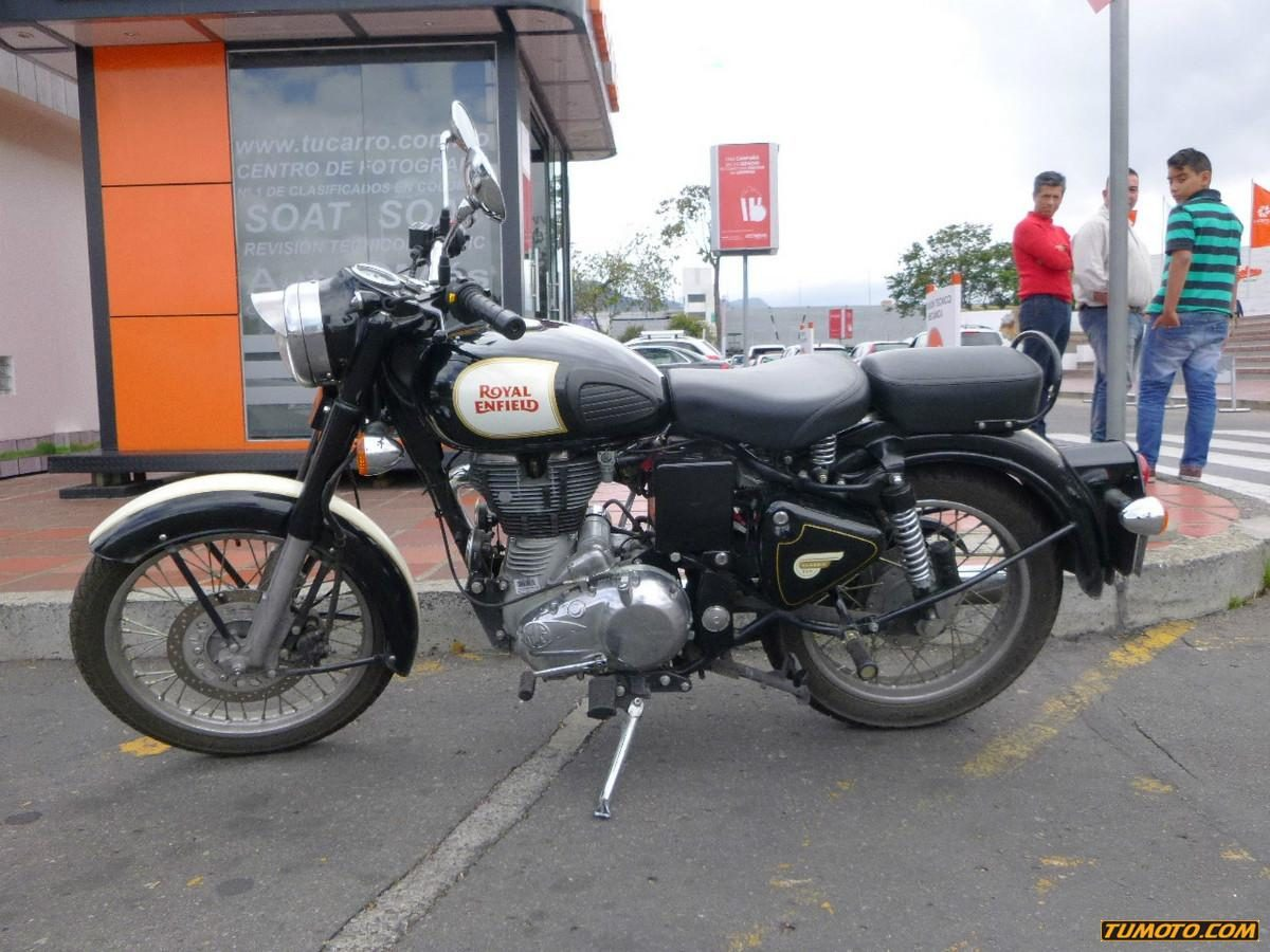Royal Enfield Bullet 350 Classic 2007 images #123975