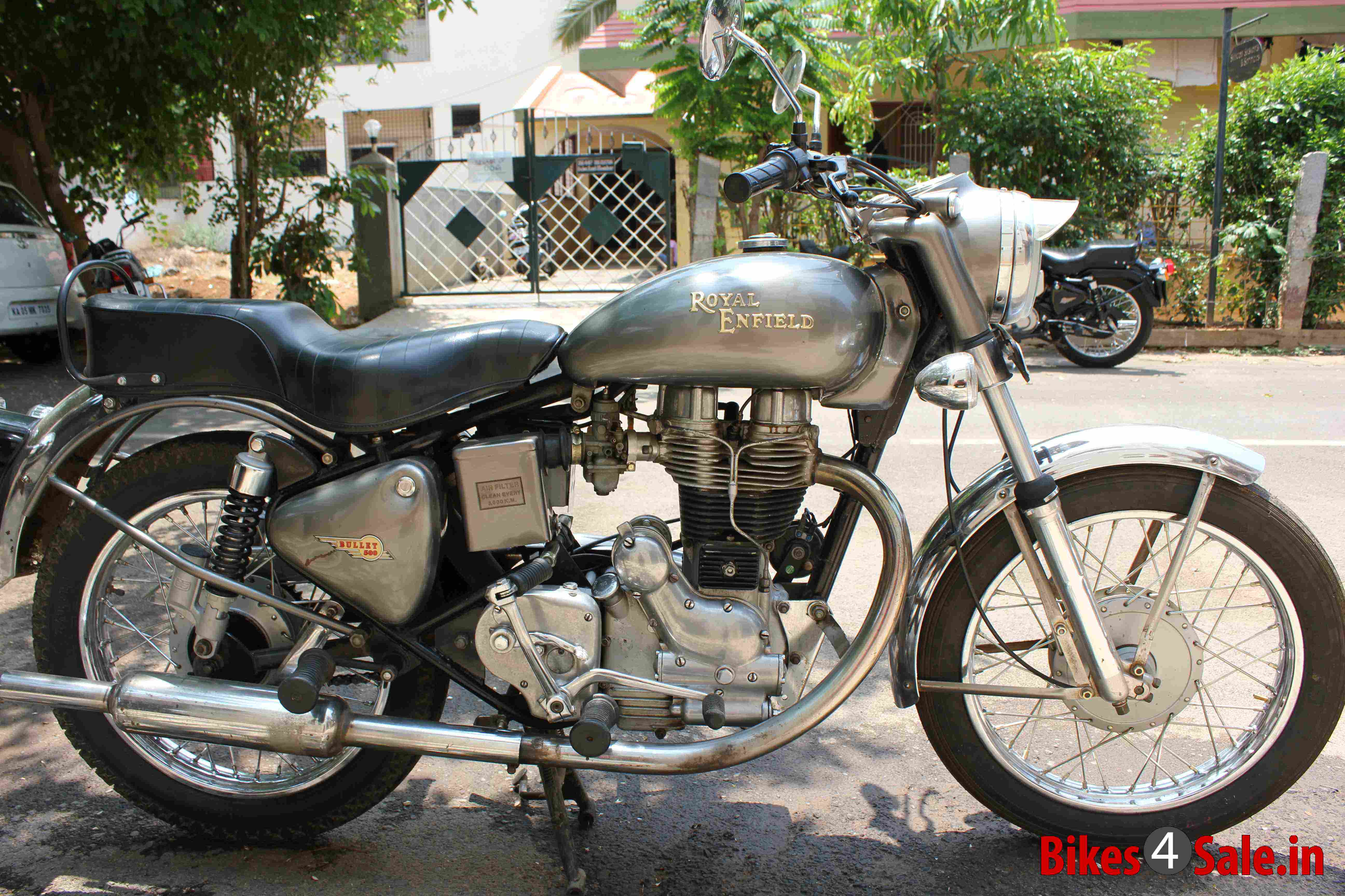 Royal Enfield Bullet 500 S Clubman 2001 images #122986
