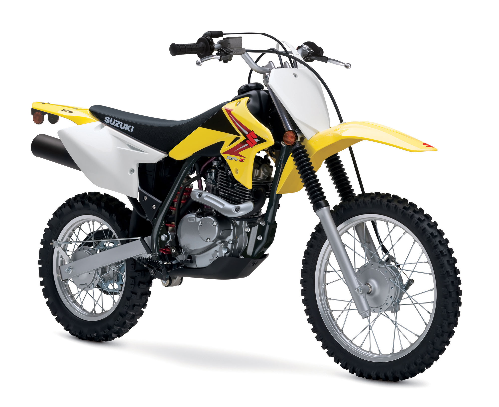 2007 suzuki dr z 125 l pics specs and information. Black Bedroom Furniture Sets. Home Design Ideas