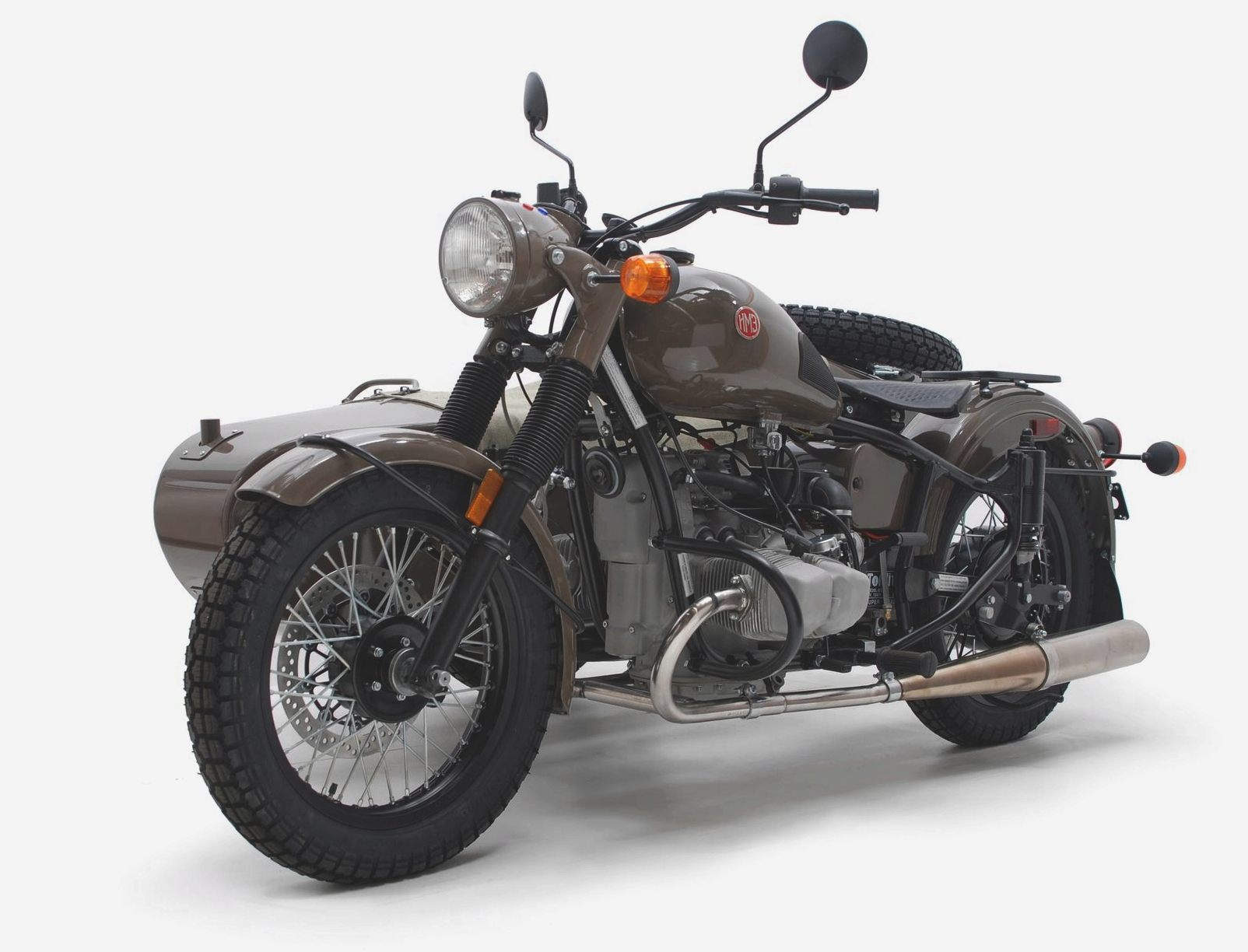 Ural Taiga 2WD Limited Edition 2010 images #129400