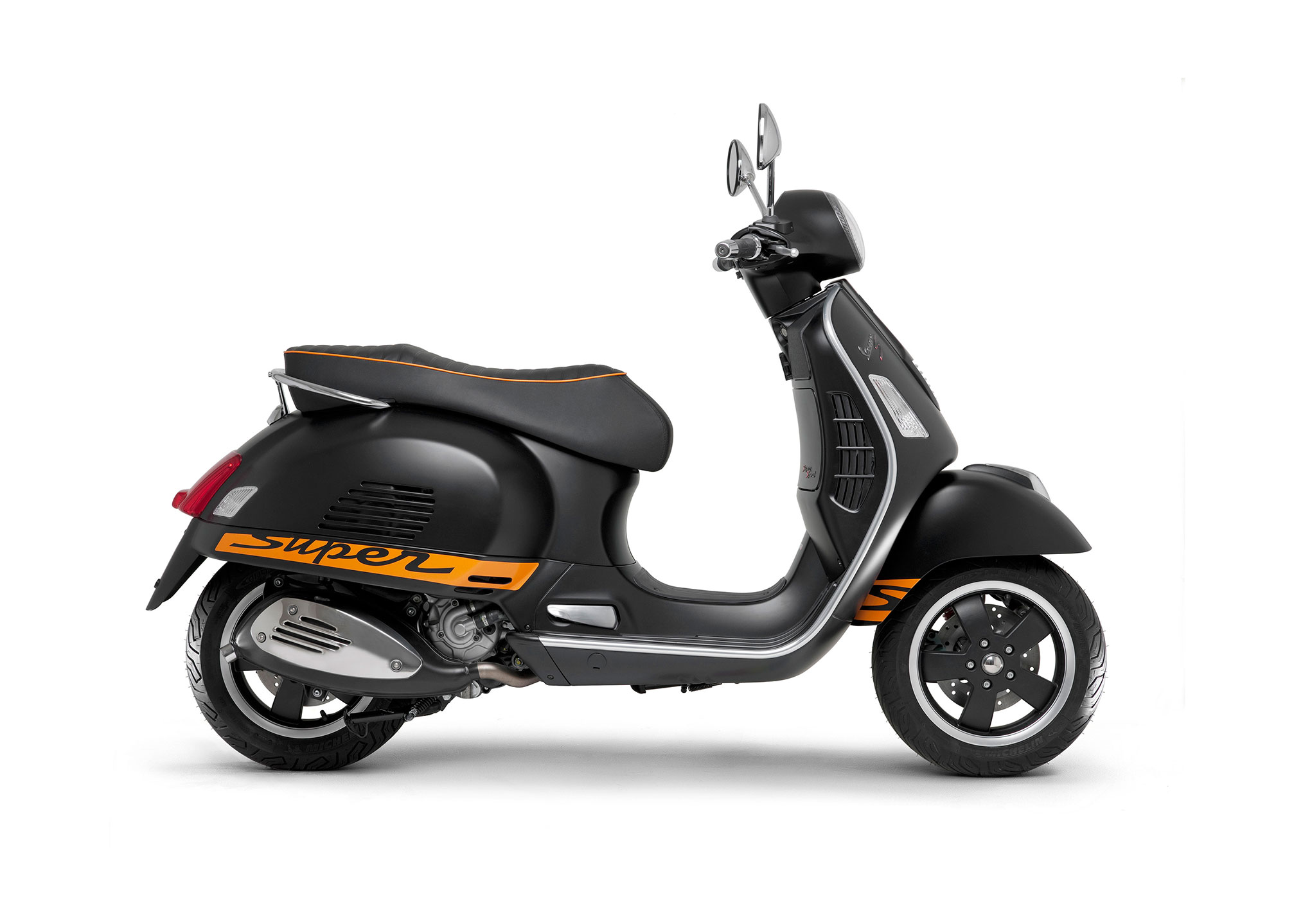 Vespa GTS SuperSport 125 ie 2011 images #129003