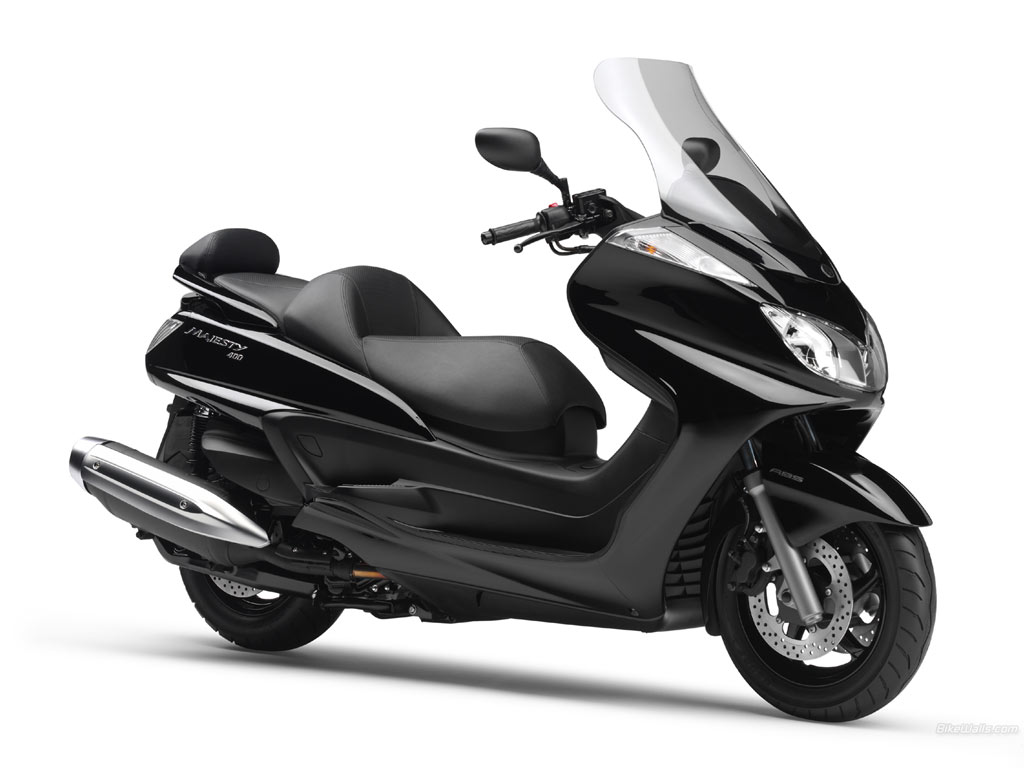 Yamaha Majesty 400 ABS wallpapers #136149