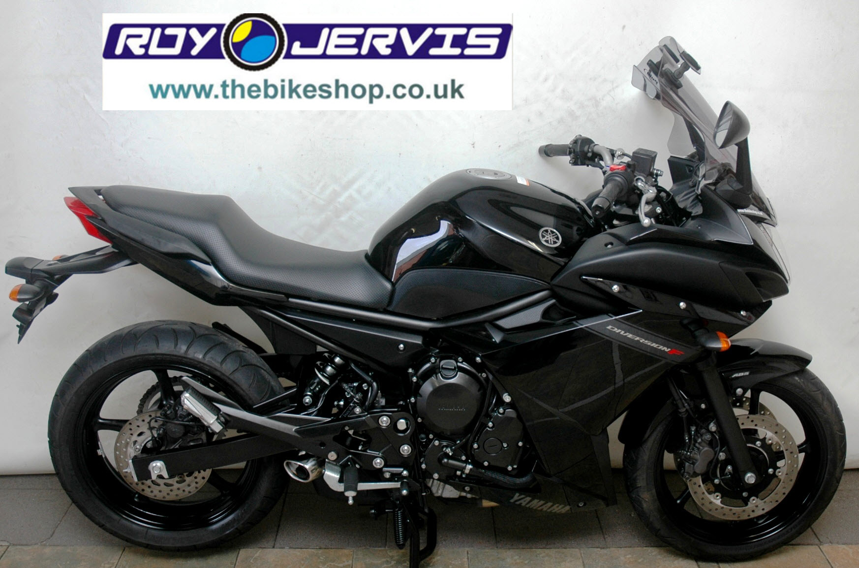 Yamaha XJ Diversion F ABS 2012 images #92164
