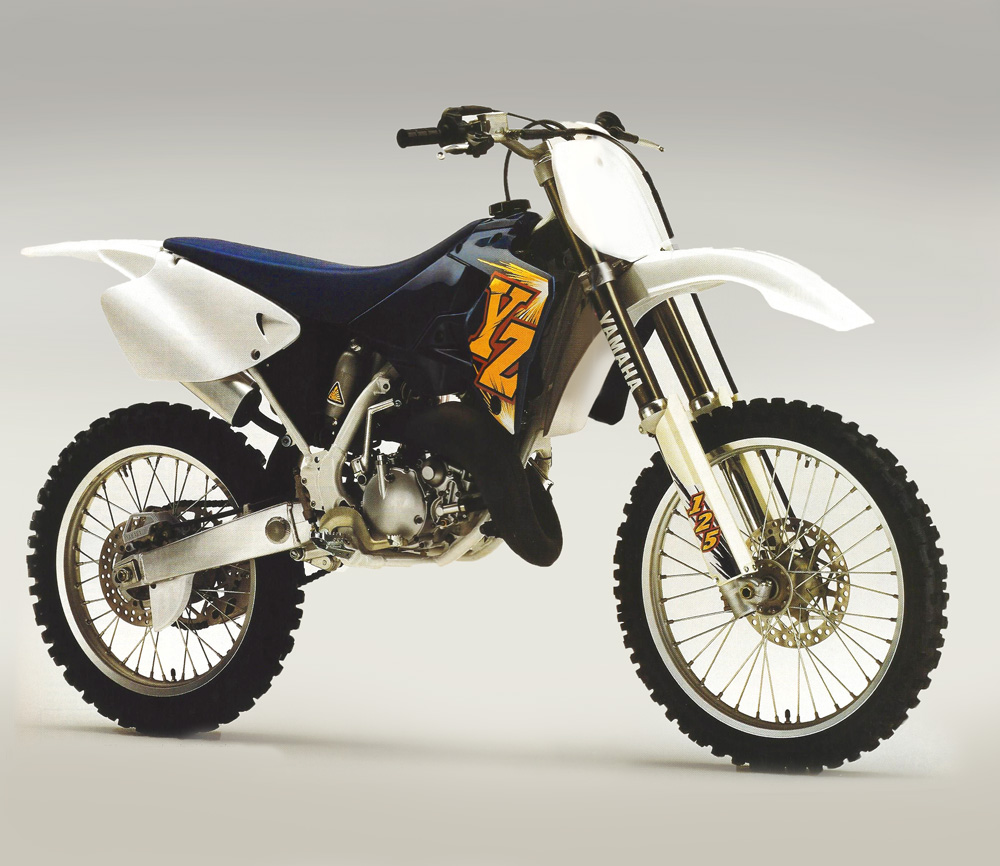 Yamaha YZ 125 1997 wallpapers #136240
