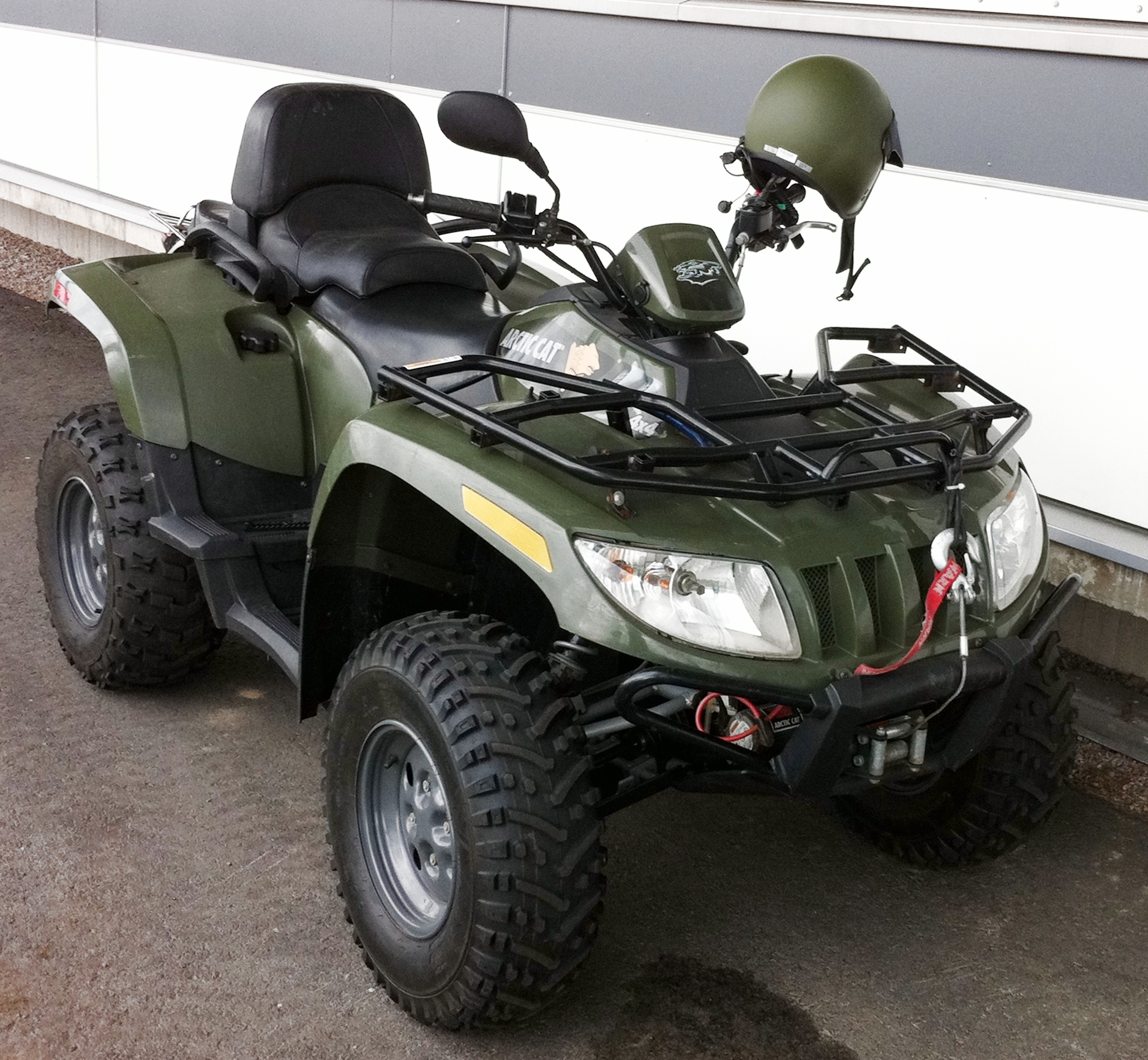 Arctic Cat 500 2000 images #155880