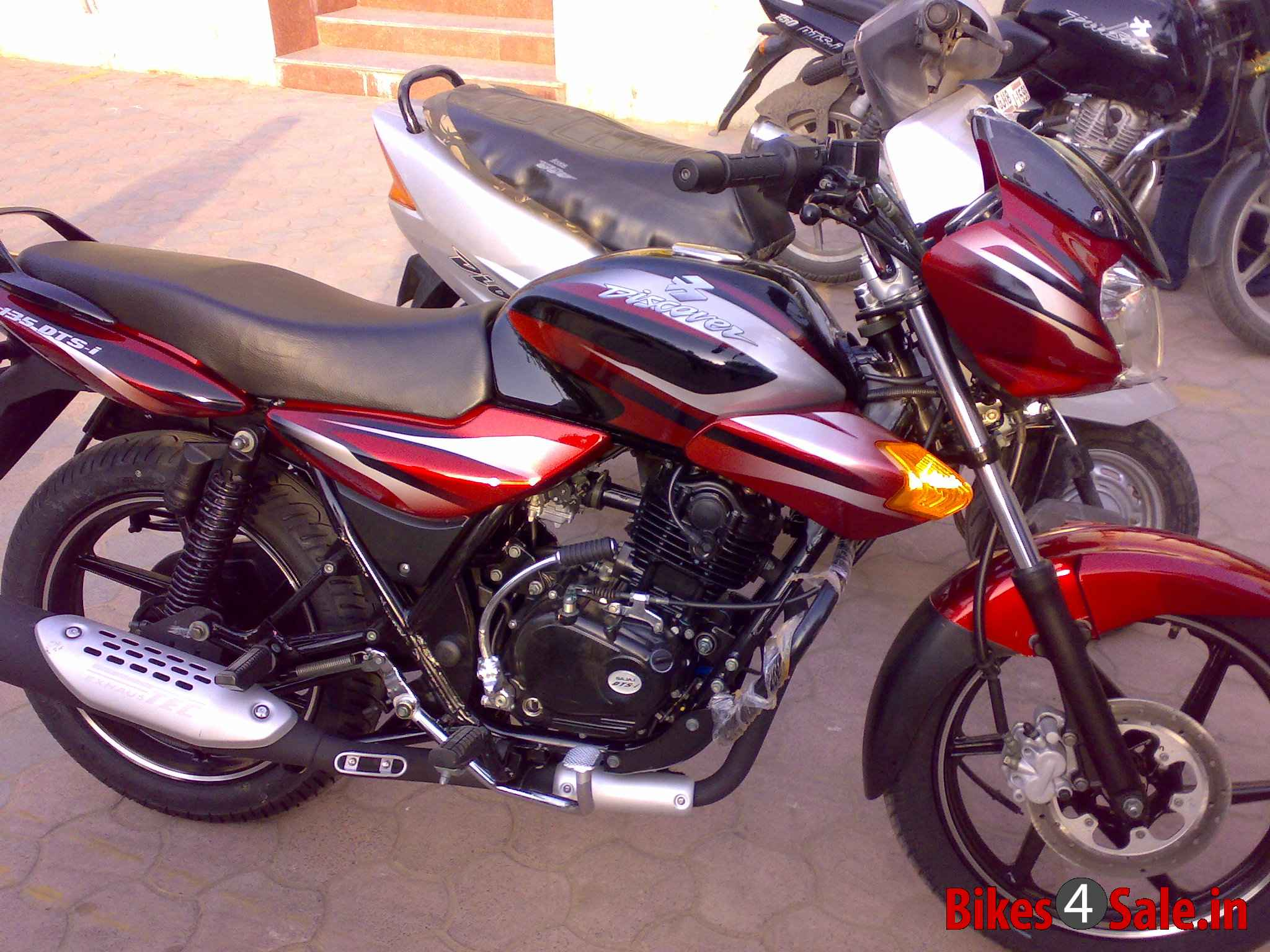 2006 Bajaj Discover DTSi pics specs and information – Discover 135 Motorcycle Wire Diagrams