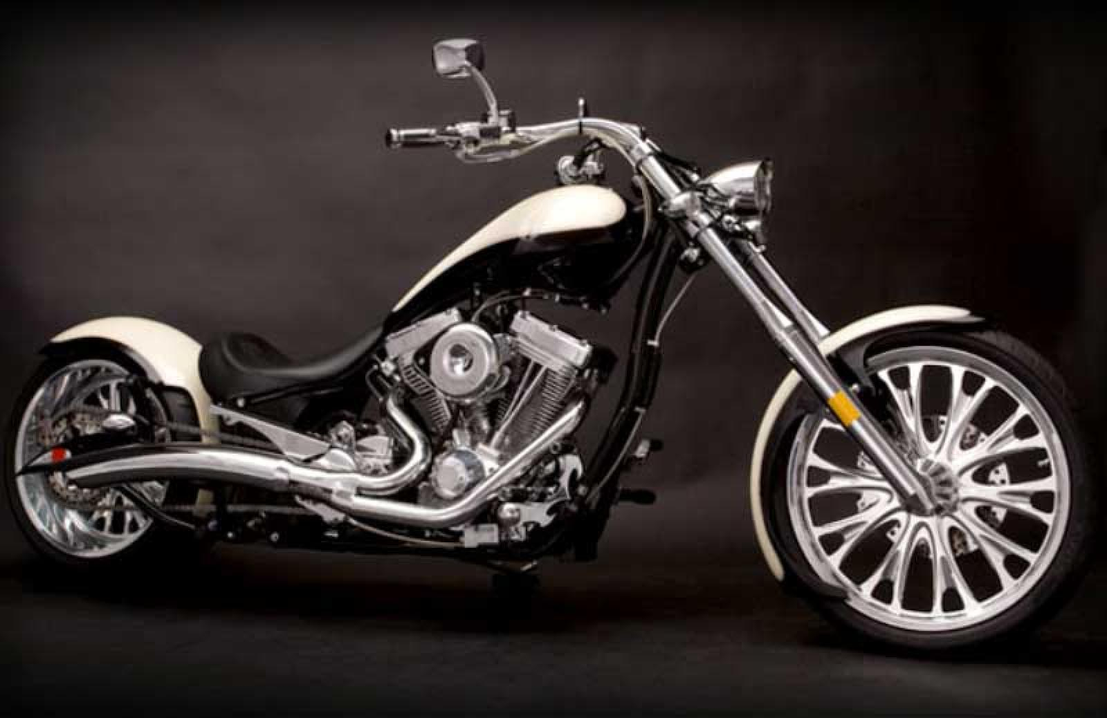 Big Bear Choppers Venom 100 Smooth EFI 2010 images #63825