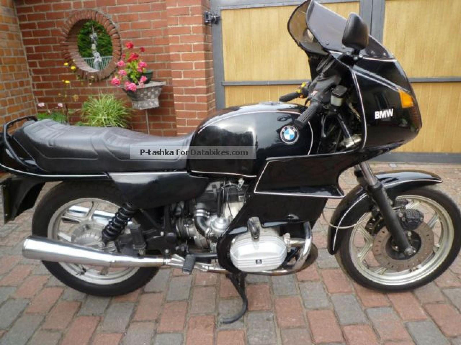 BMW R65 (reduced effect) 1989 images #14537
