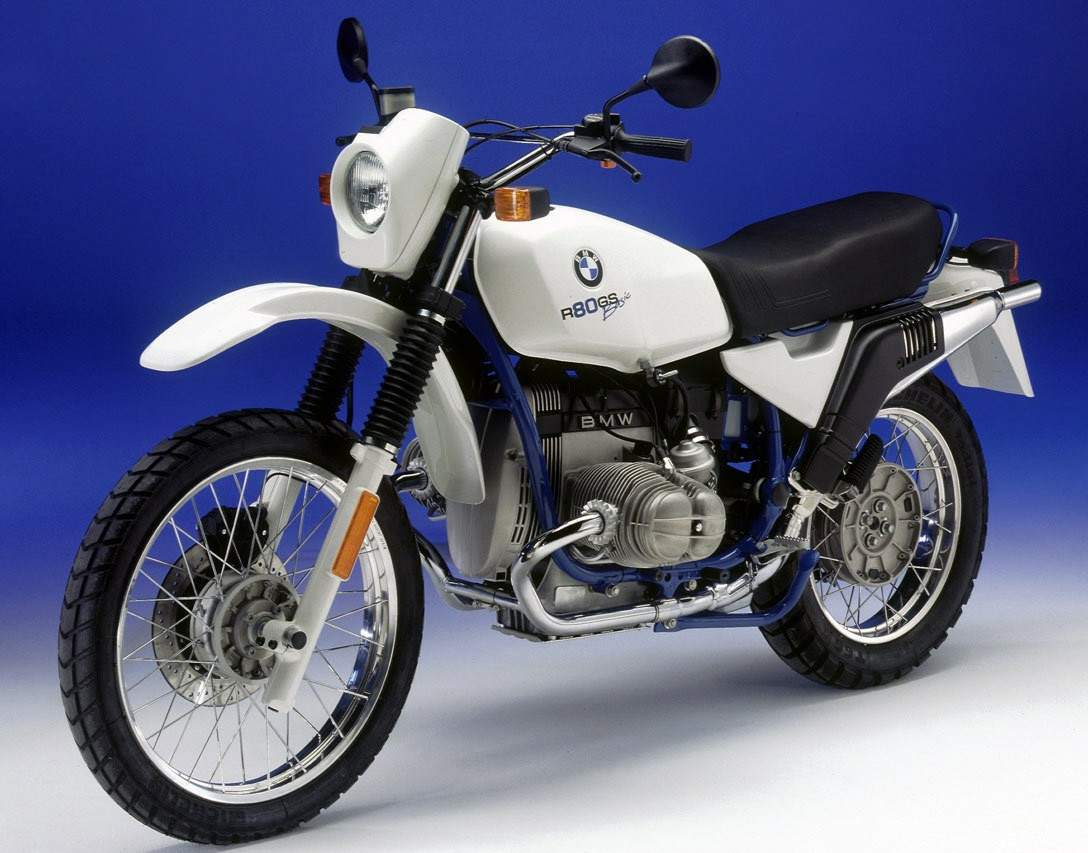 BMW R80GS 1995 images #6407
