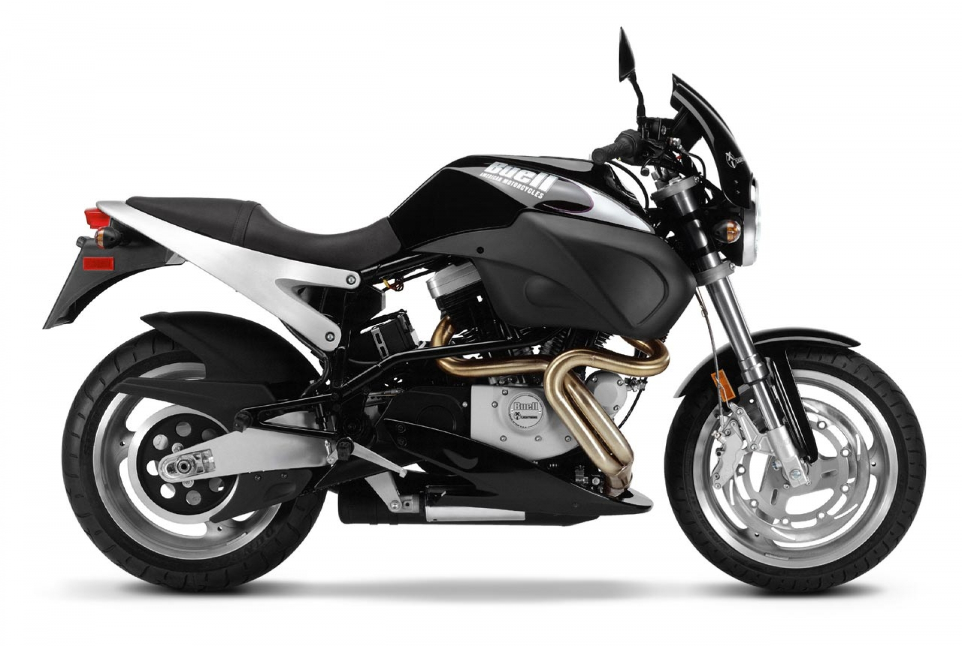 Buell Lightning CityX XB9SX 2008 wallpapers #137730