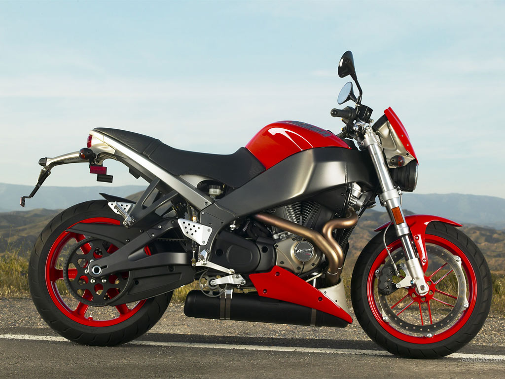 Buell Lightning XB12Ss 2009 images #68292