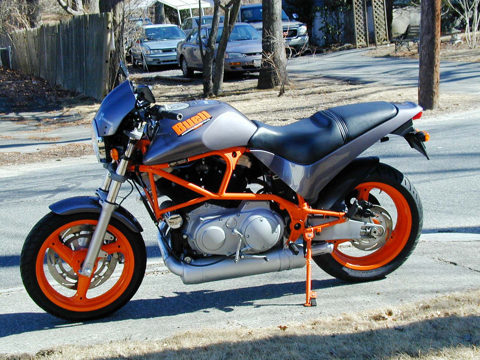 Buell M2 Cyclone 2001 images #65519