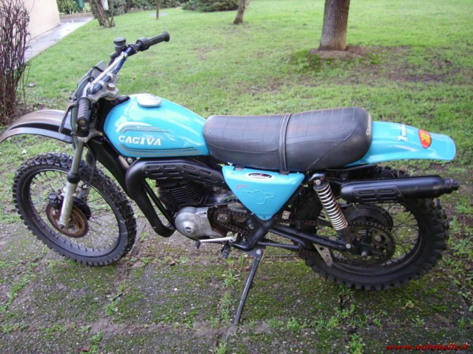 Cagiva SX 250 1983 images #67992