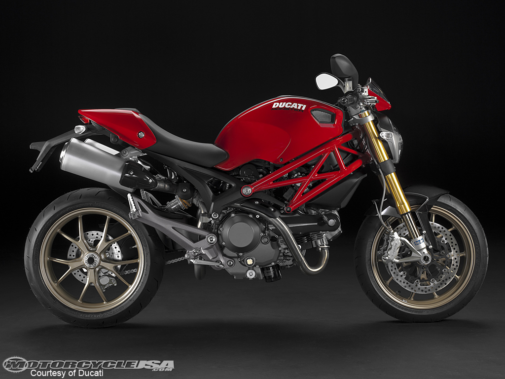 Ducati Monster 1100 2009 wallpapers #12154