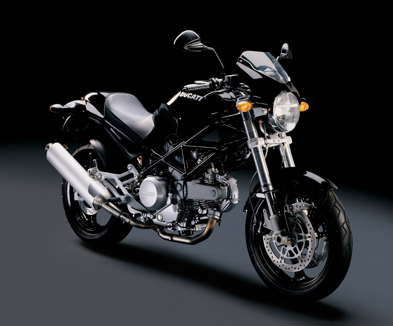Ducati Monster 620 S 2004 wallpapers #11357