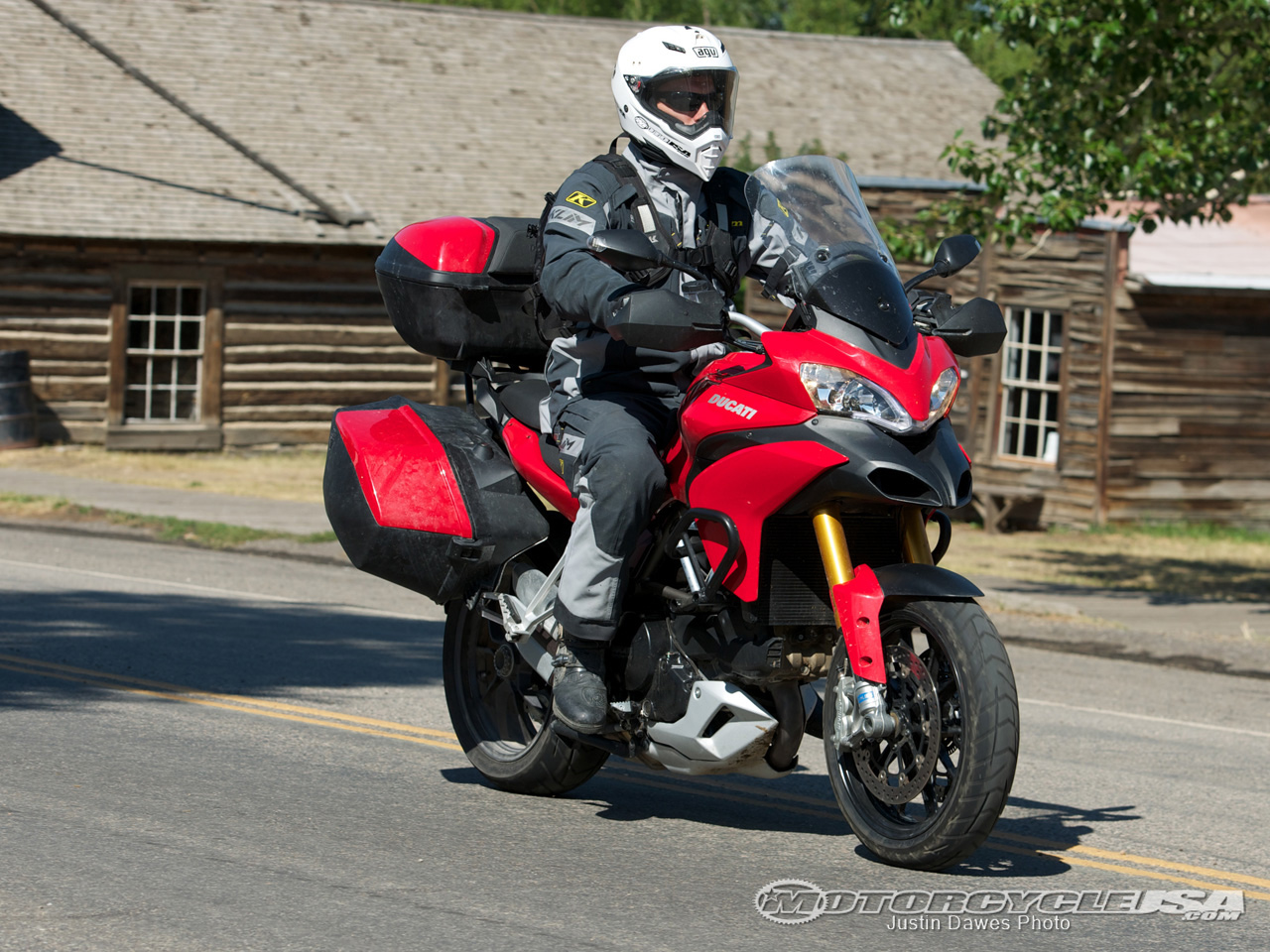 Ducati Multistrada 1200 S Touring wallpapers #163417