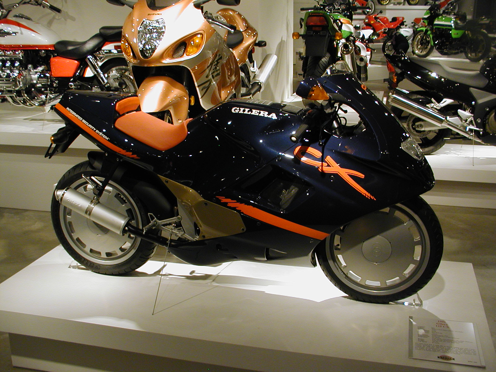 Gilera 600 Nordwest images #95005