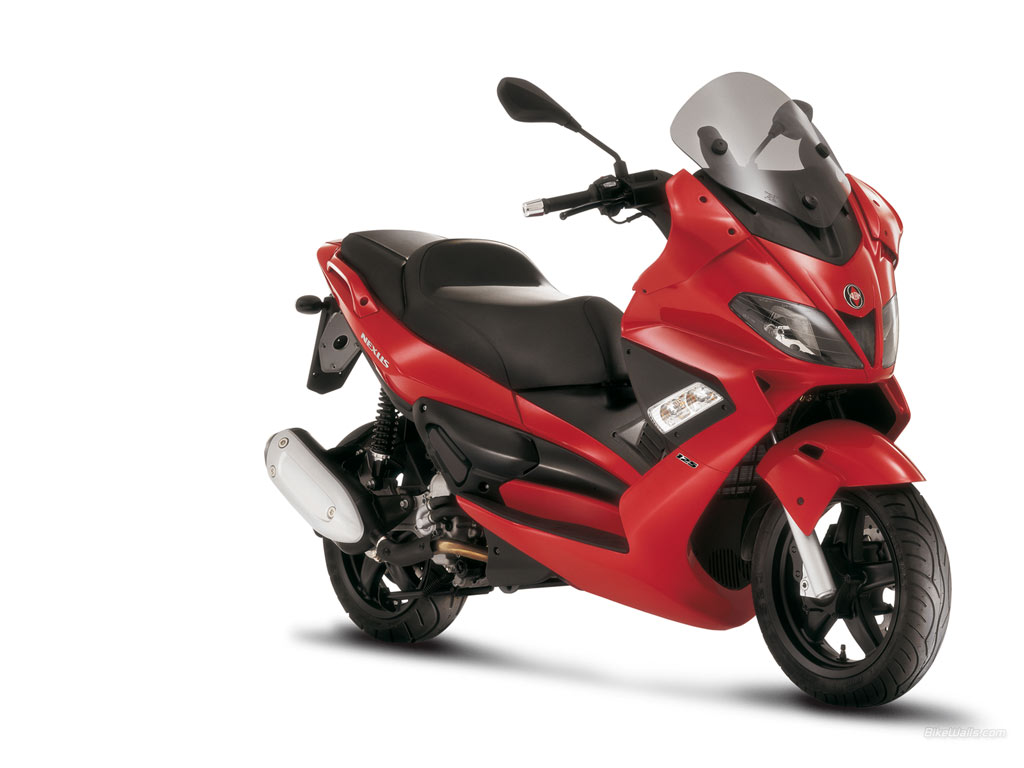Gilera Runner SC 125 2007 wallpapers #137037