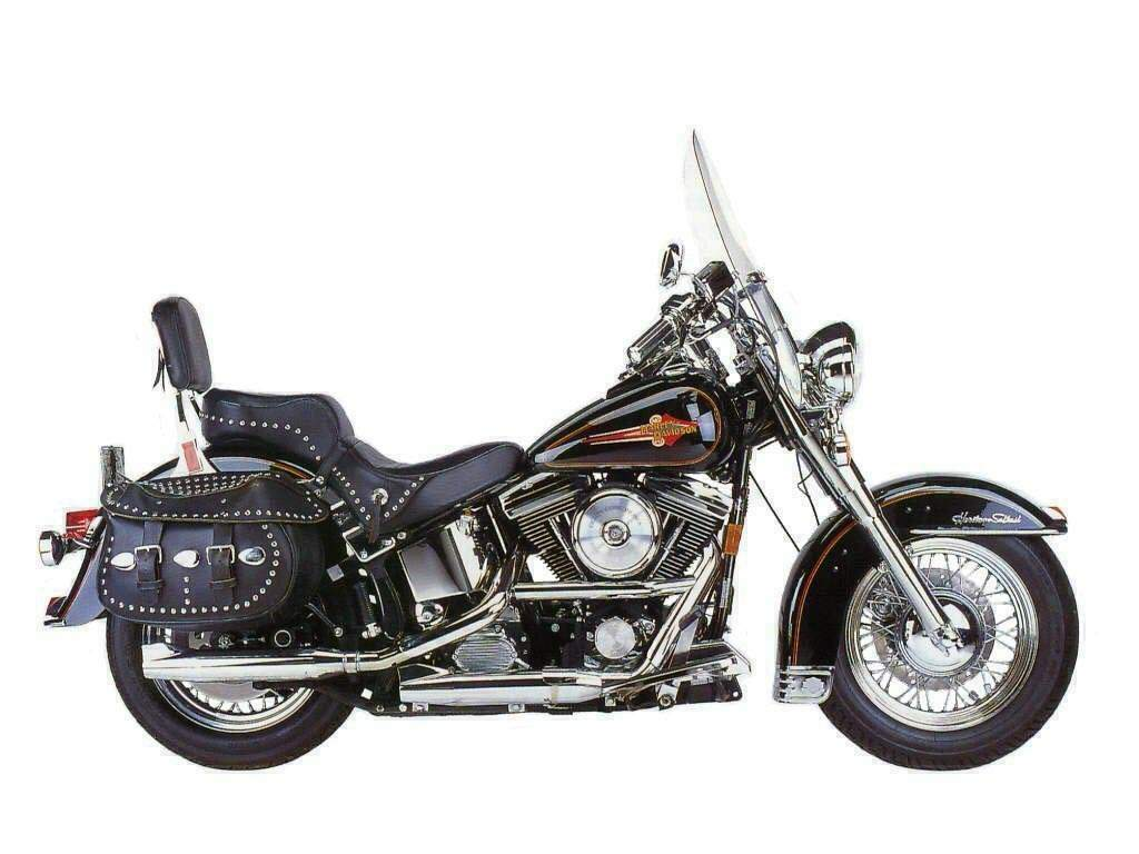 Harley-Davidson FLSTC Heritage Softail Classic 1991 wallpapers #133373
