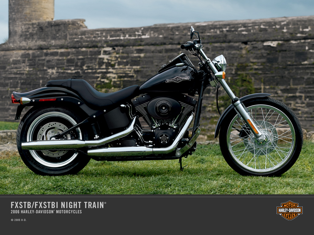Harley-Davidson FXSTB Night Train 2002 pics #17820