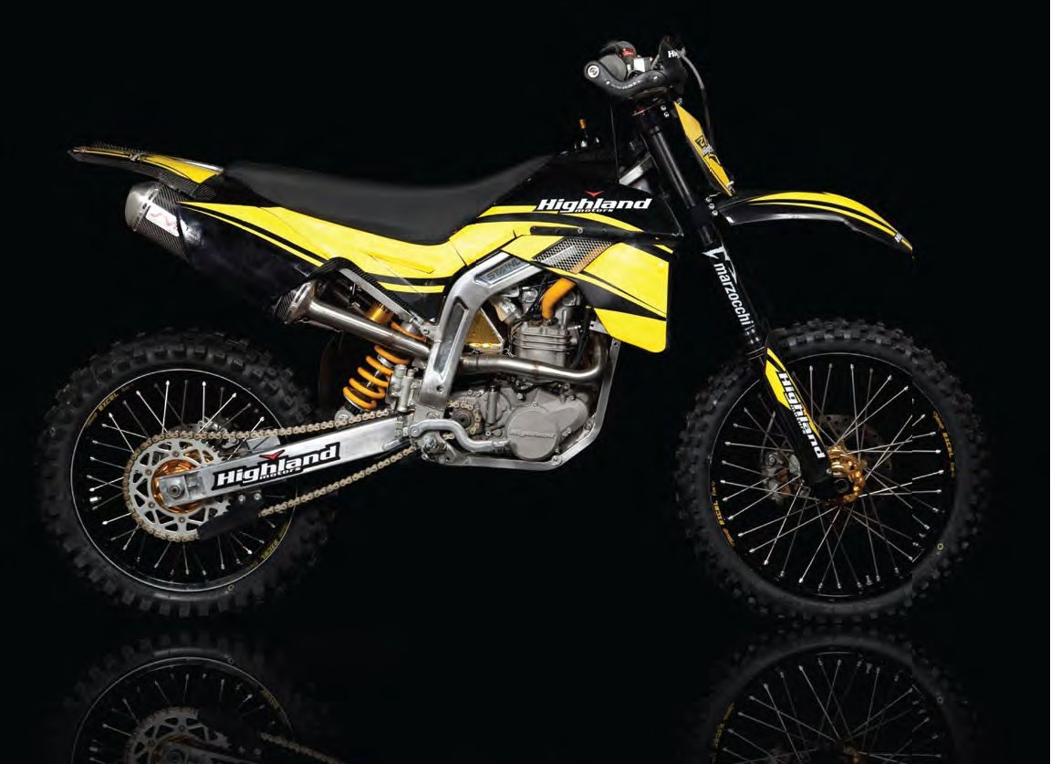 Highland 950 V2 Outback Supermoto 2004 wallpapers #137930