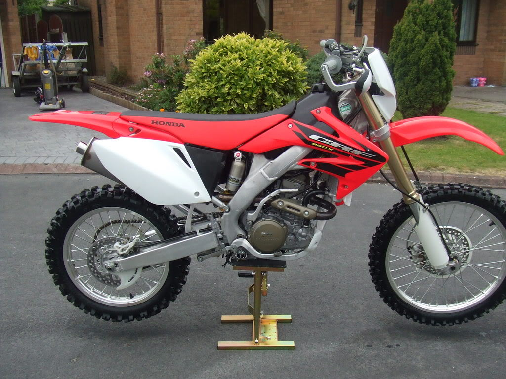 Image gallery 2006 crf 250 x for Ecksofa 250 x 250