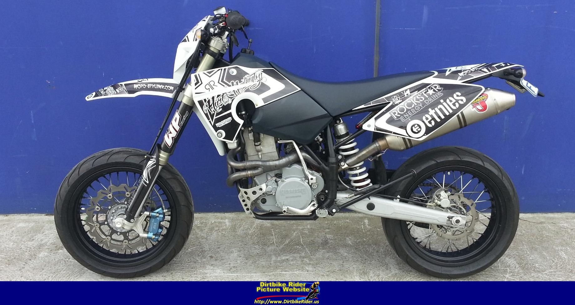 Husaberg FE 650 E 2006 wallpapers #143091
